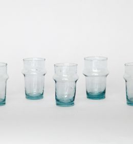 Marrocan tea glasses/ out of stock